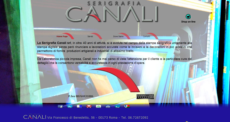 Stampa digitale stampa serigrafica, Serigrafia Canali a Roma